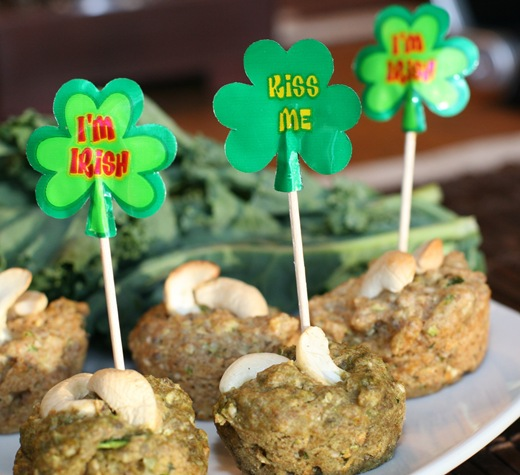 IMG 2419 thumb   St. Patty's Day Savory Muffins