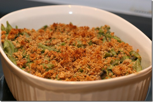 IMG 4635 thumb   Vegan Green Bean Casserole