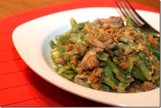 IMG 46432 thumb   Vegan Green Bean Casserole