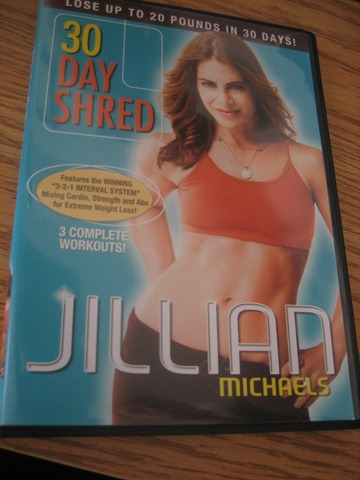 before and after jillian michaels 30. Jillian Michaels 30-Day Shred