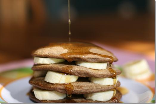 IMG 6238 thumb   Banana Pancake Sandwich