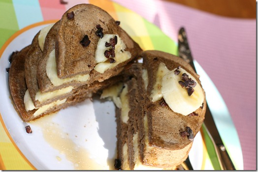 IMG 6276 thumb   Banana Pancake Sandwich