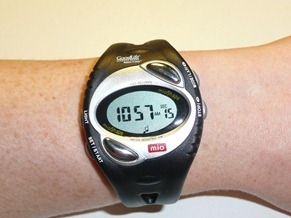 Mio Water Resistant pulse monitor watch only thumb   Shop 4 A Cause 2  TODAY 9am EST until 10pm EST!