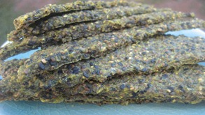 chard black sesame thumb   Shop 4 A Cause 2  TODAY 9am EST until 10pm EST!