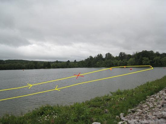 IMG 1448 thumb   Trisport Canada Milton Try A Tri Race Recap: Part 1