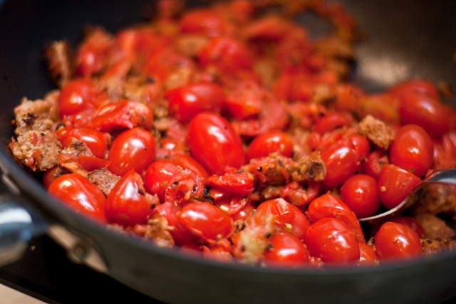 Scalloped Tomatoes With Croutons Recipes — Dishmaps