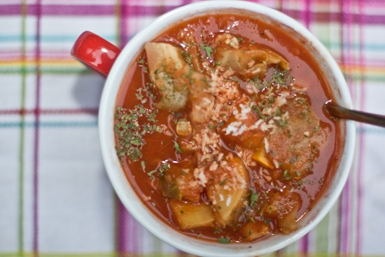 IMG 4694 thumb   Healing Cabbage, Potato, Carrot, & Tomato Curry Stew