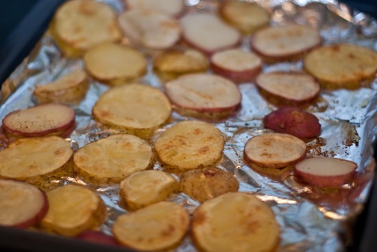 IMG 4878 thumb   Homemade Salt & Vinegar Chips