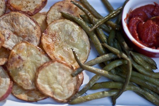 IMG 4894 thumb   Homemade Salt & Vinegar Chips