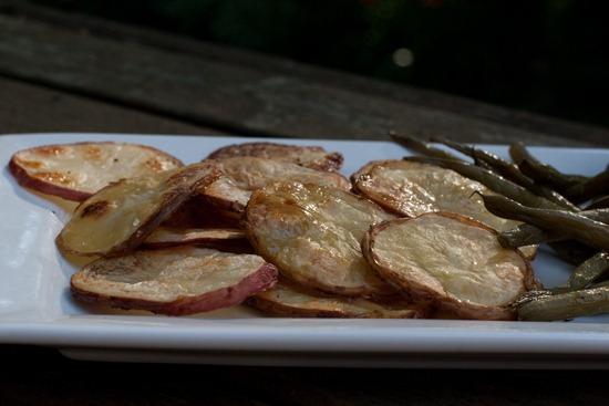 IMG 4900 thumb   Homemade Salt & Vinegar Chips