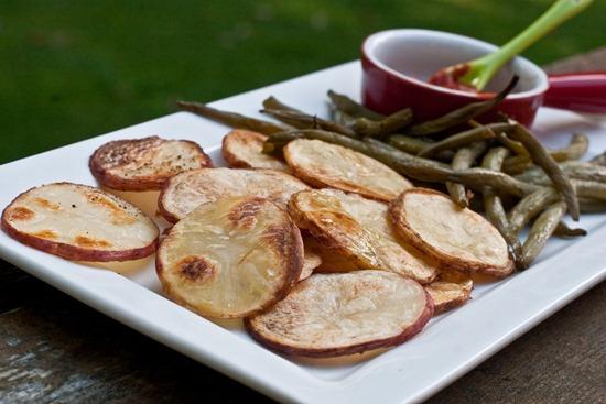 IMG 4914 thumb   Homemade Salt & Vinegar Chips