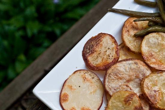 IMG 4915 thumb   Homemade Salt & Vinegar Chips