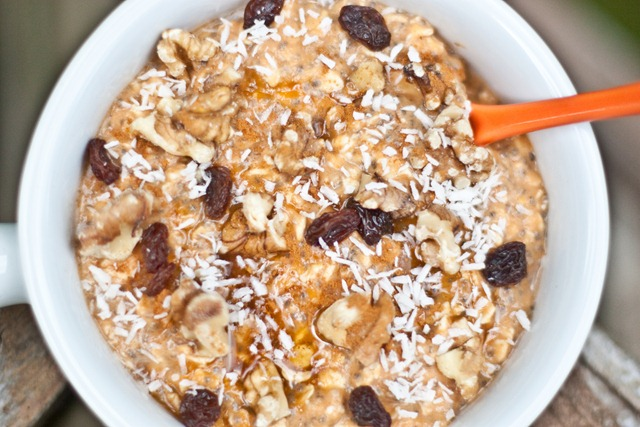 vegan overnight oats oh she glows. Black Bedroom Furniture Sets. Home Design Ideas