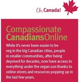 Untitledveg4 thumb   VegNews: The Vegetarian and Vegan Movement In Canada