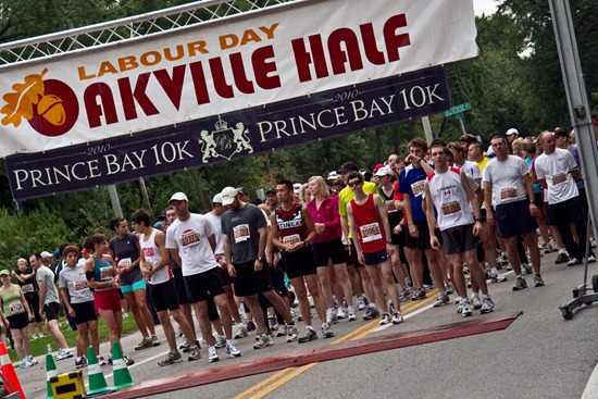 20100906IMG 2400 thumb   Labour Day Oakville Half Marathon & 10K