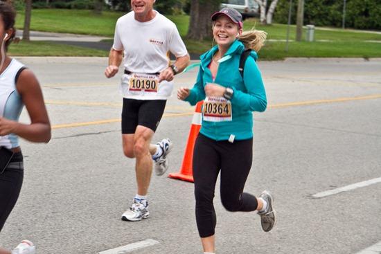 20100906IMG 2419 thumb   Labour Day Oakville Half Marathon & 10K