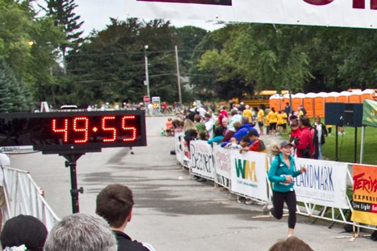 20100906IMG 2462 thumb   Labour Day Oakville Half Marathon & 10K