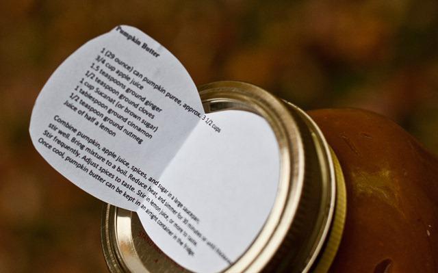 Happy Thanksgiving Homemade Pumpkin Butter — Oh She Glows