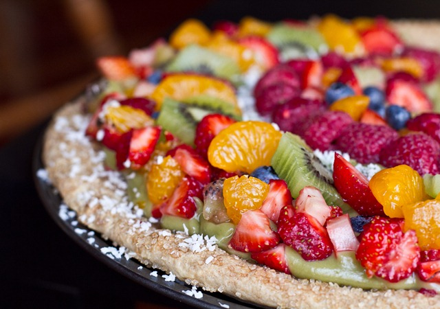 The Other Pizzas: Dessert and Appetizer — Oh She Glows