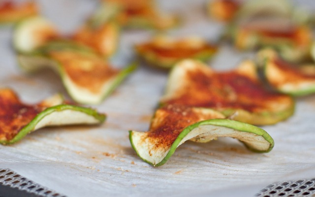 Spiced Apple Pie Chips — Oh She Glows