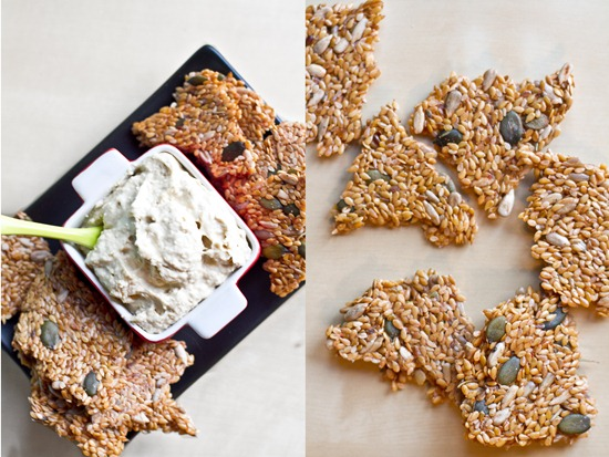 20101027IMG 8938 thumb   For Now, Multiseed Crackers