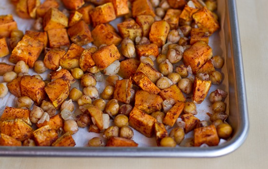 20101103IMG 9503 thumb   Cinnamon Sweet Potato Chickpea Salad